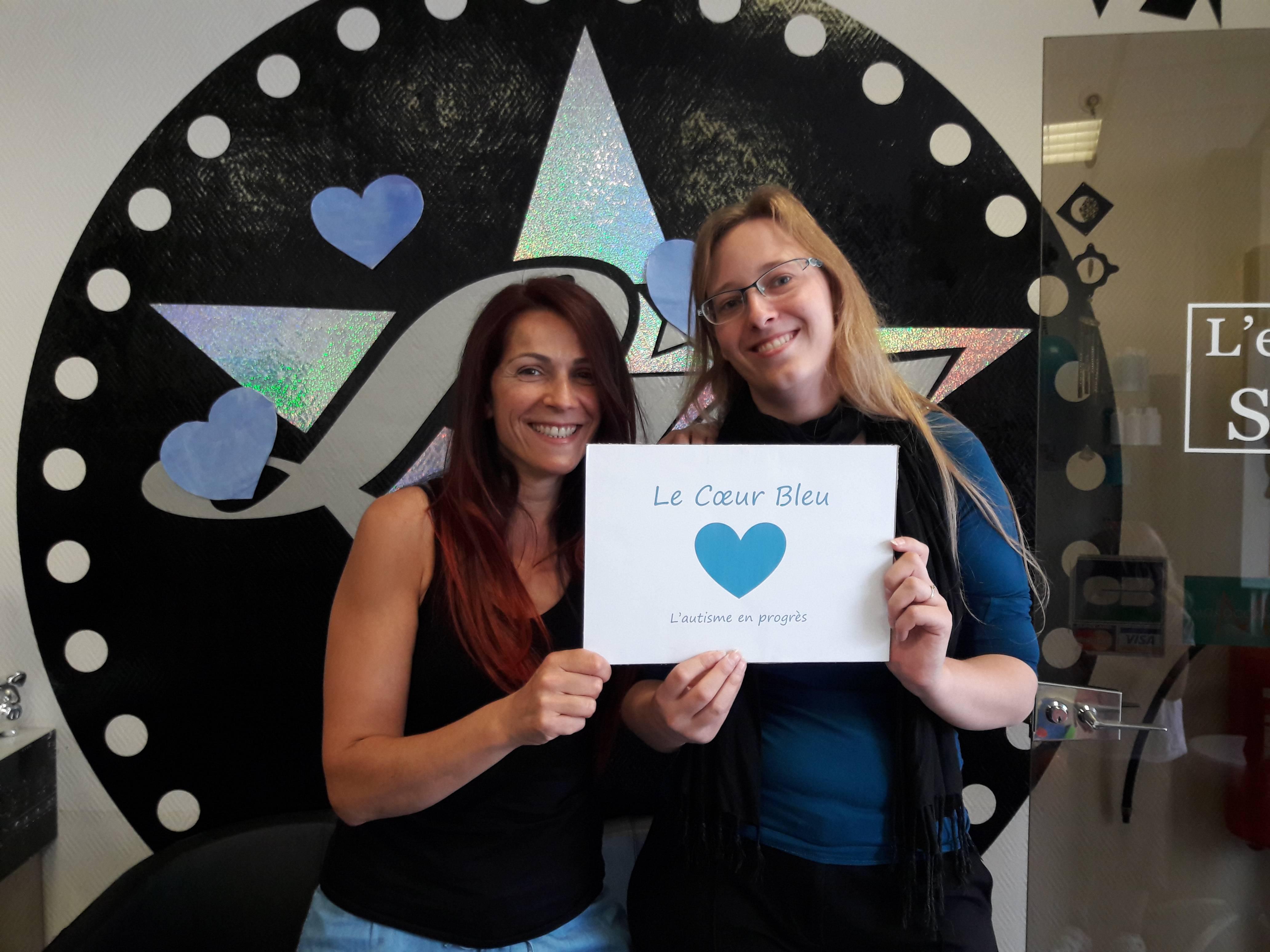 Soutenez l'association Le Coeur Bleu à Roubaix pour aider les enfants autistes