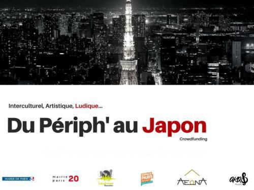 Aider des jeunes à réaliser un reportage participatif au Japon à la méthode KINO
