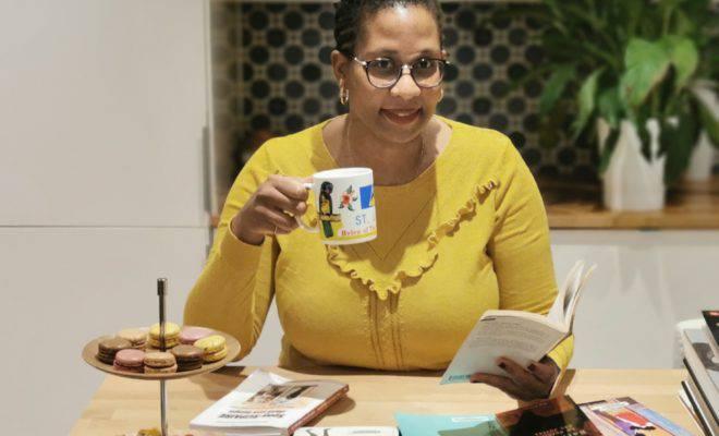 La 1ère librairie-salon de thé-galerie d'art à Paris dédiée aux Outre-Mer et Caraïbes